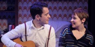 Gabriel Vick as Chuck & Daisy Maywood as Fran