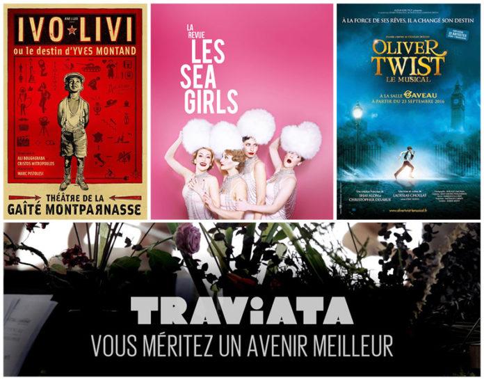Nominations Molières 2017