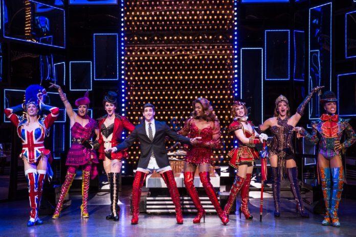 La troupe de la comédie musicale Kinky Boots © Matthew Murphy