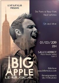 Big Apple, le musical