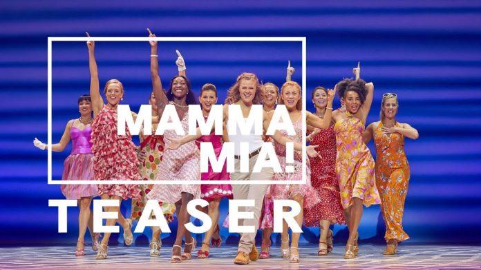 Teaser : MAMMIA MIA! à La Seine Musicale en 2019