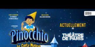 Pinocchio, Le Conte Musical - Bande Annonce