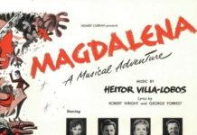 Magdalena affiche