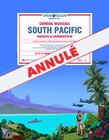 South Pacific Opéra de Toulon