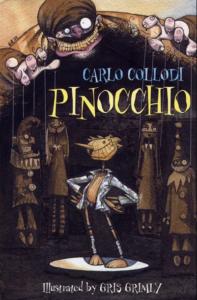 Pinocchio illustré par Gris Grimly