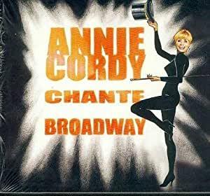 Annie Cordy chante Broadway