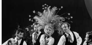 """Annie Cordy répète """"Hello, Dolly !"""""""